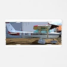 Cessna 150 Aluminum License Plate