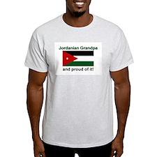 Jordanian Grandpa Ash Grey T-Shirt
