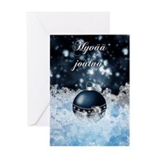 Finnish Christmas Card
