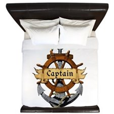 Captain and Anchor King Duvet
