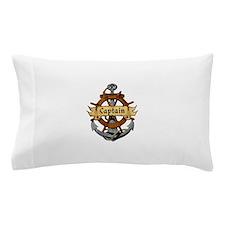 Captain and Anchor Pillow Case