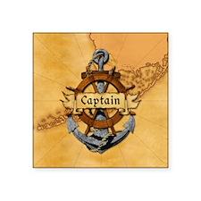 Key West Captain Sticker