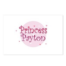 Payton Postcards (Package of 8)