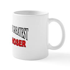 """The World's Greatest Brownnoser"" Coffee Mug"