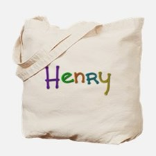 Henry Play Clay Tote Bag