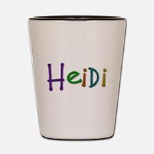 Heidi Play Clay Shot Glass