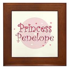 Penelope Framed Tile