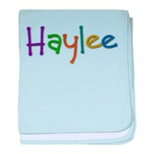 Haylee Play Clay baby blanket