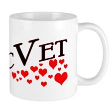 I <3 McVet Mug