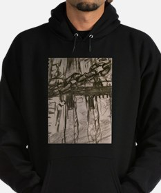 Its not real Hoodie
