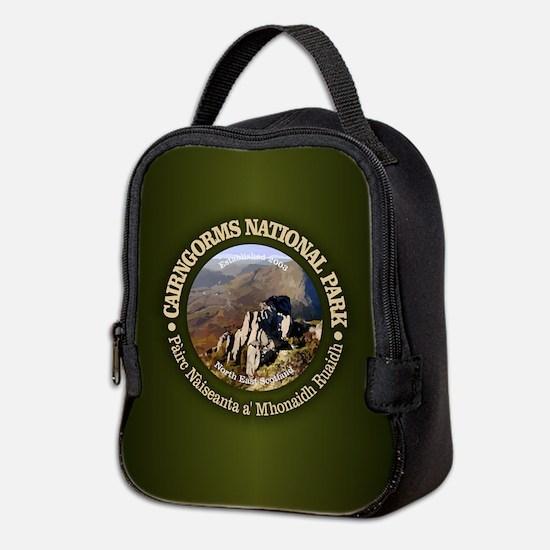 Cairngorms NP Neoprene Lunch Bag