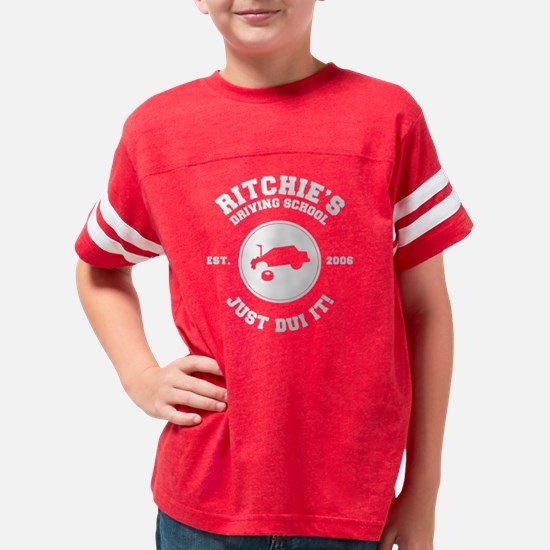 ritchie3 Youth Football Shirt