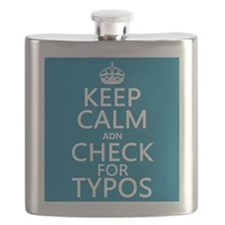 Keep Calm 'and' Check For Typos Flask