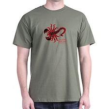 Muay Thai Scorpion T-Shirt