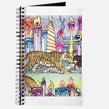 Unique Tiger print Journal