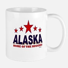 Alaska Home Of The Rugged Mug