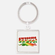 Awesome Sauce Keychains