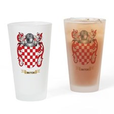 Batch Coat of Arms Drinking Glass