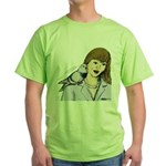 Pigeon Pal Green T-Shirt