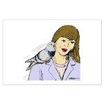 Pigeon Pal Large Poster