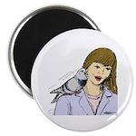 Pigeon Pal Magnet