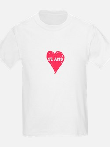 ye amo kids t-shirt