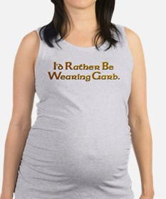Rather Wear Garb Maternity Tank Top