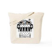 Higgins Coat of Arms Tote Bag