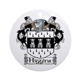 Higgins Round Ornaments