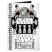 Higgins Coat of Arms Journal