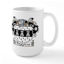 Higgins Coat of Arms Mug