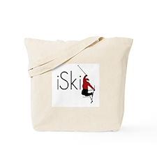 iSki Tote Bag