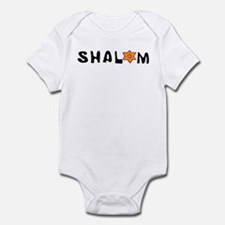 Shalom Infant Bodysuit