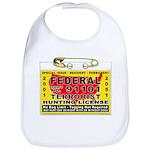 Terrorist Hunting Permit Bib