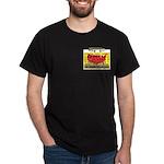 Terrorist Hunting Permit Dark T-Shirt