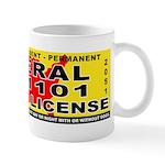 Terrorist Hunting Permit Mug
