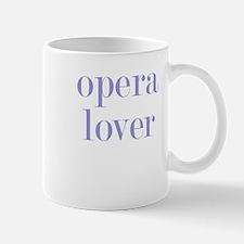 opera lover Mug
