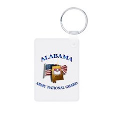 Alabama Army National Guard (ARNG) Keychains