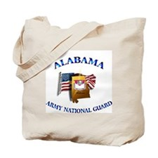 Alabama Army National Guard (ARNG) Tote Bag