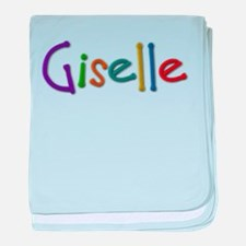 Giselle Play Clay baby blanket