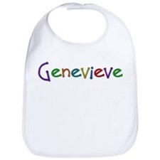 Genevieve Play Clay Bib