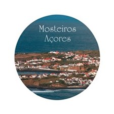 "Coastal parish 3.5"" Button (100 pack)"