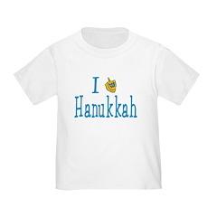 I Love Hanukkah T