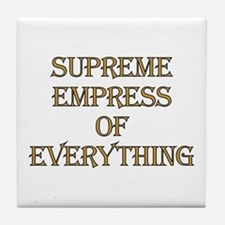 Supreme Empress Tile Coaster
