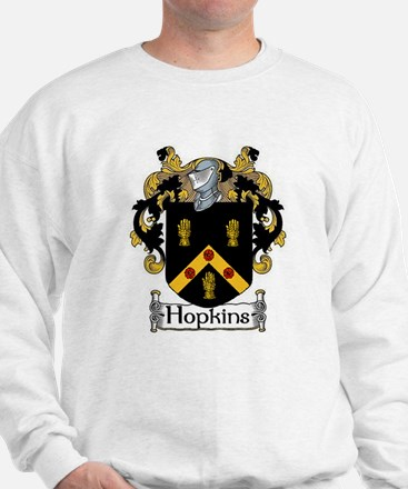 Hopkins Coat of Arms Sweatshirt