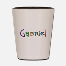 Gabriel Play Clay Shot Glass