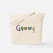 Gabby Play Clay Tote Bag