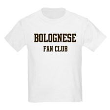 Bolognese Fan Club Kids T-Shirt