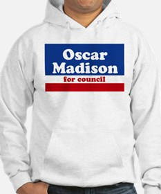 Oscar Madison for Council Hoodie