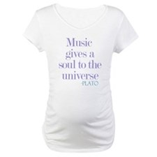 Music gives soul Shirt